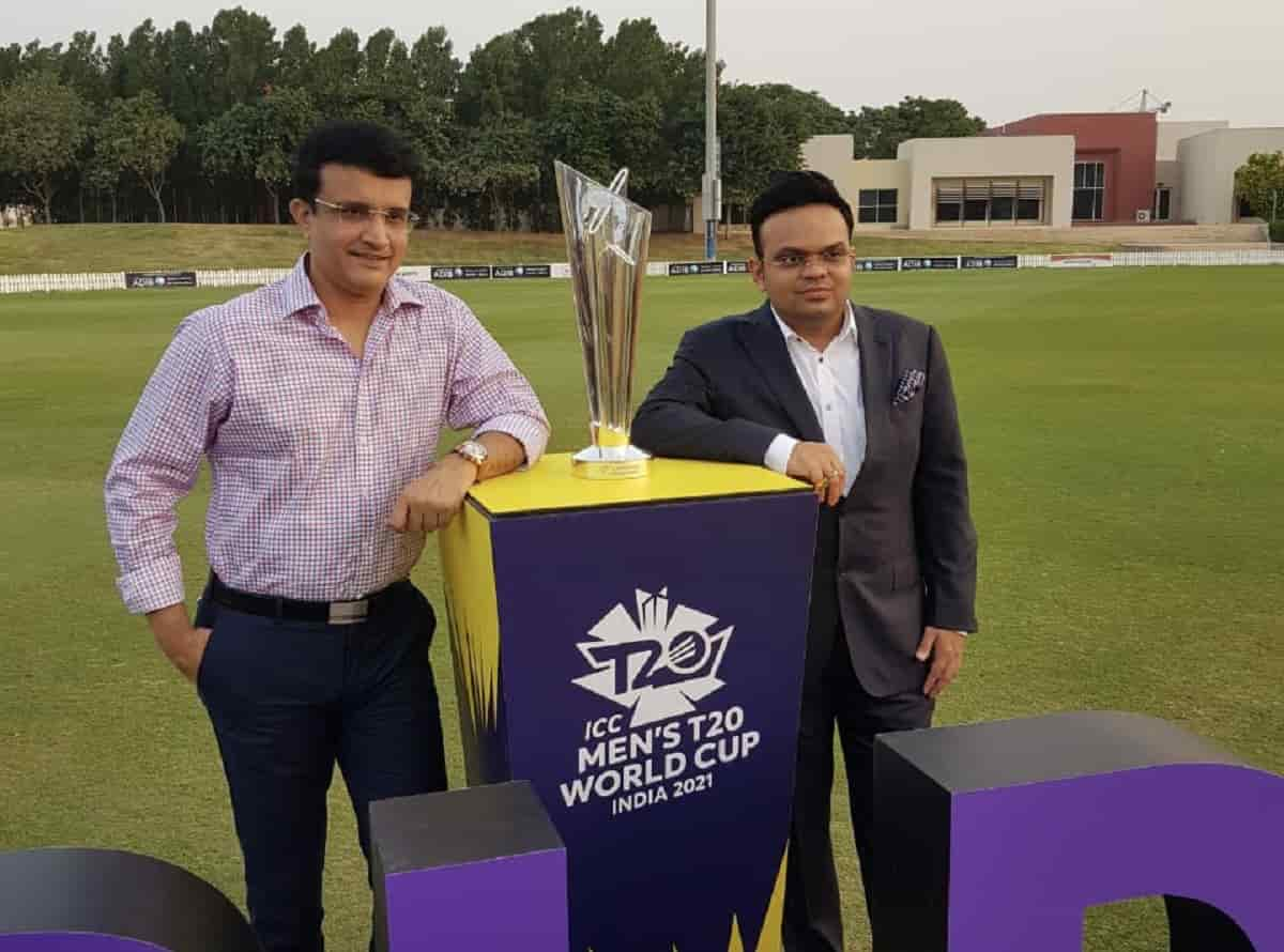 Cricket Image for Dark Clouds Over T20 World Cup In India After IPL 2021 Postponement