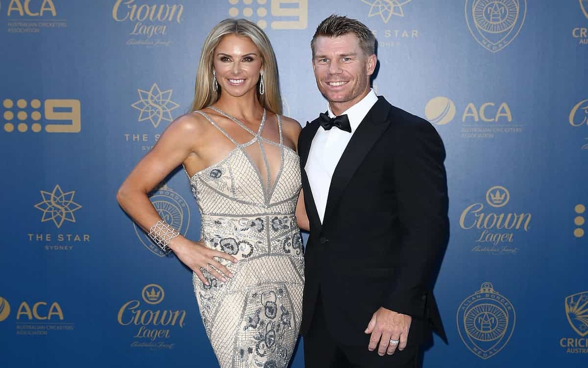 David Warner's wife Candice gets big responsibility, will commentary in Olympic event