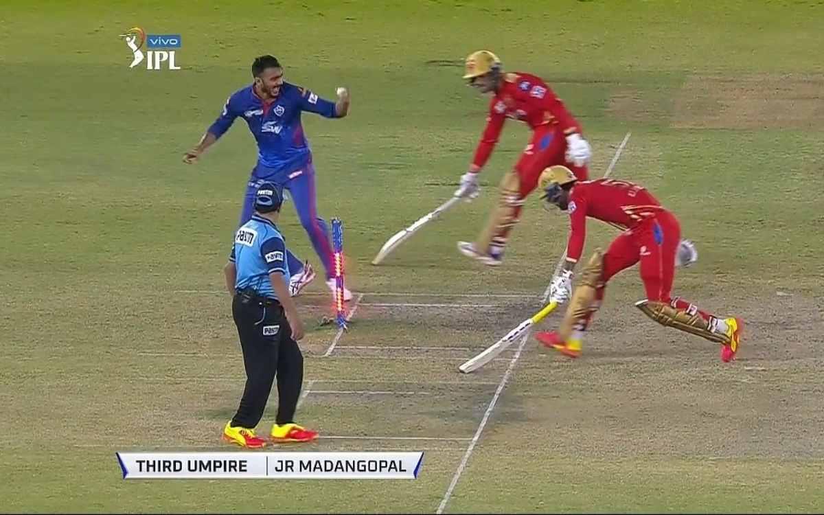 Cricket Image for WATCH : मयंक और हुडा के बीच हुई बड़ी गलतफहमी, एक ही छोर पर दौड़ पड़े दोनों बल्लेबा