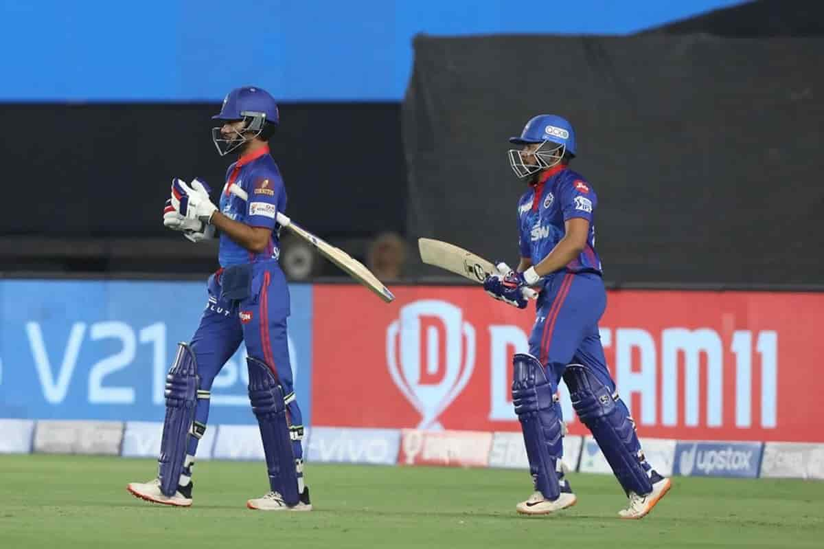 Cricket Image for IPL 2021: Pant Credits Openers, Says 'They Made DC Innings Look Better'