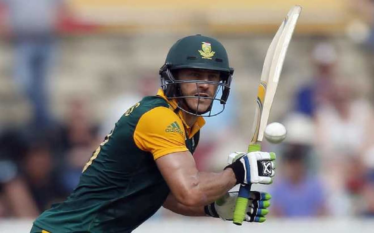 Cricket Image for  Faf Duplessis Get Threatened To Kill After Losing Quarter Finals In World Cup 201