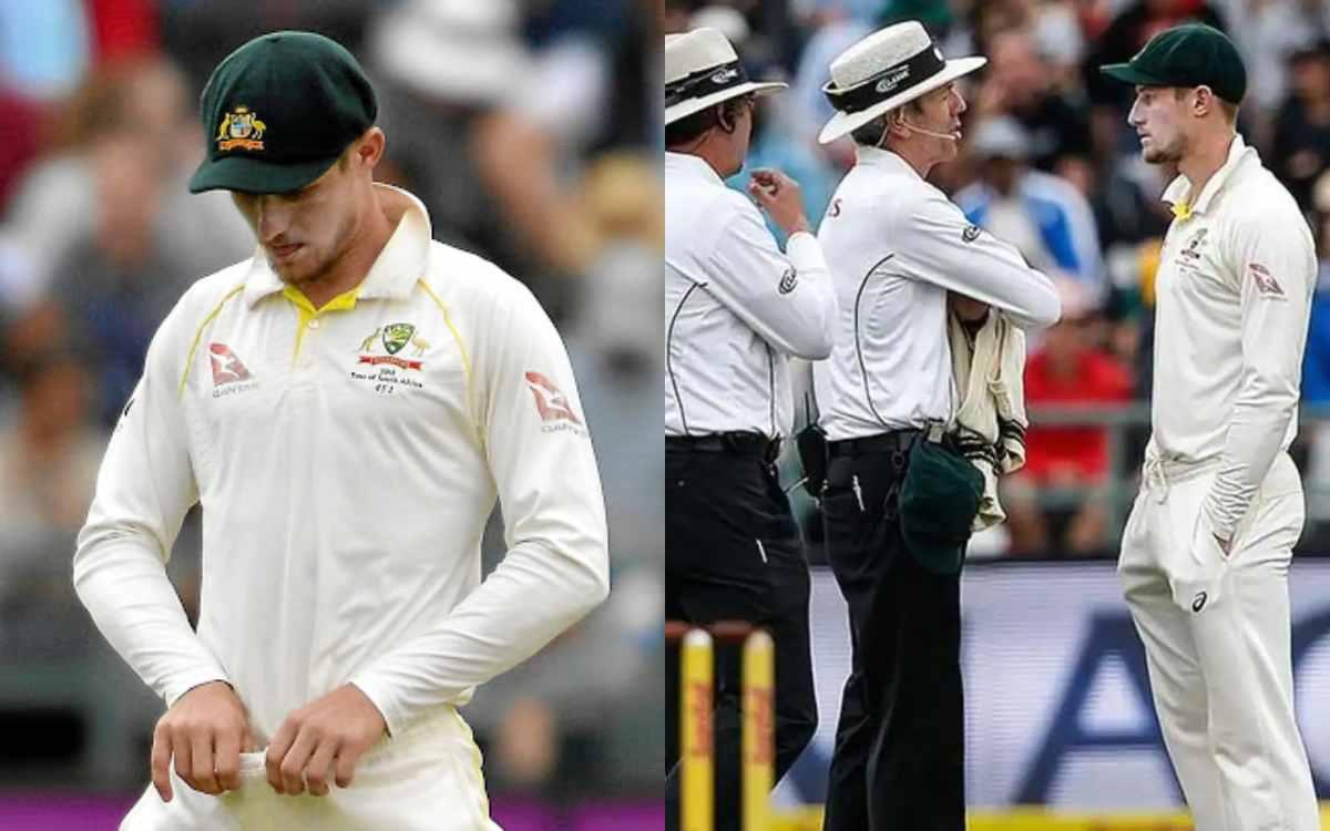 Cricket Image for 'ये सब बकवास है ऐसा हो ही नहीं सकता', अब डी विलियर्स ने भी लगाई कंगारू गेंदबाज़ों