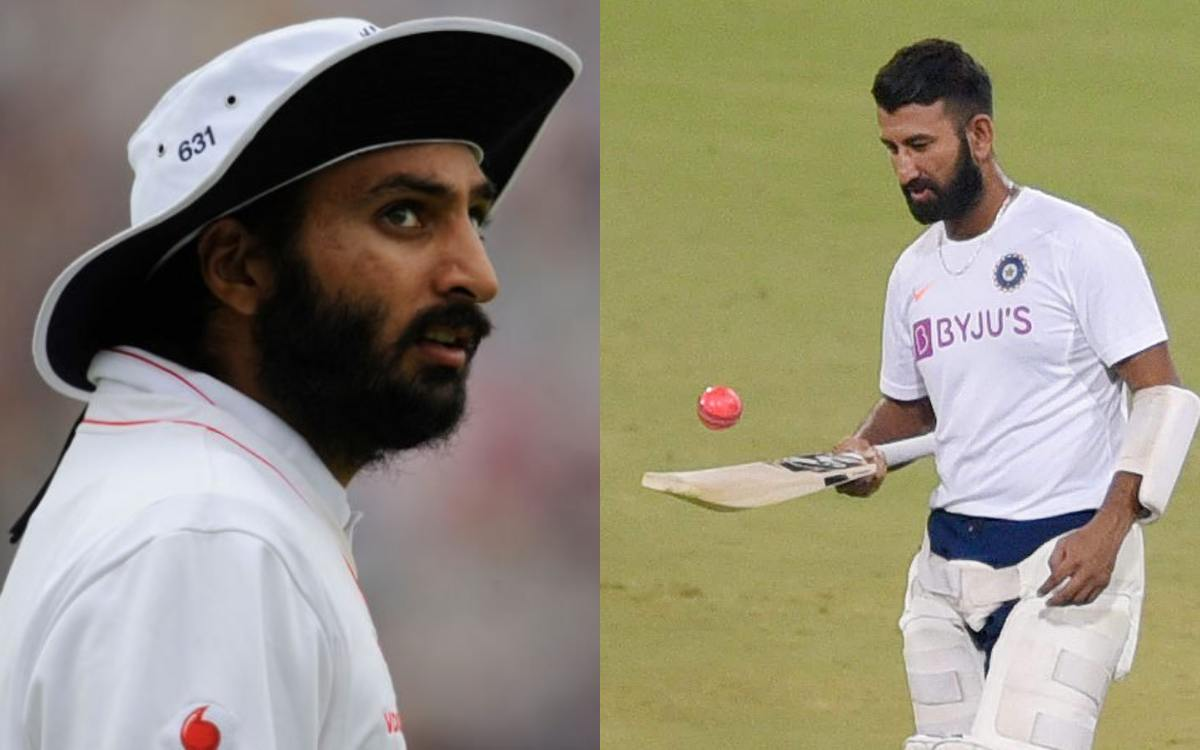 Cricket Image for Former England Cricketer Monty Panesar Says You Cant Replace Cheteshwar Pujara
