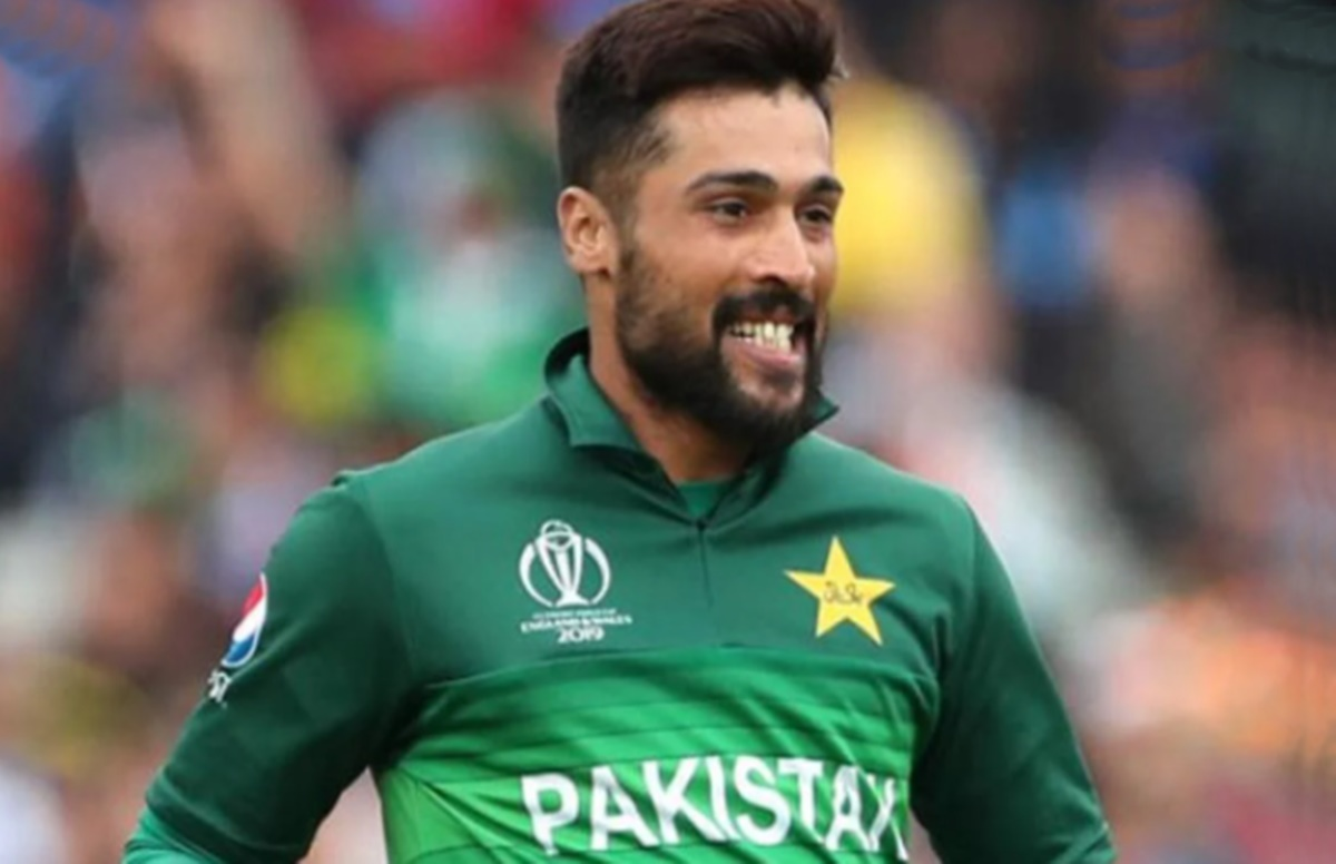 Cricket Image for Former Pakistan Cricketer Mohammad Amir Has Applied For Englands Citizenship