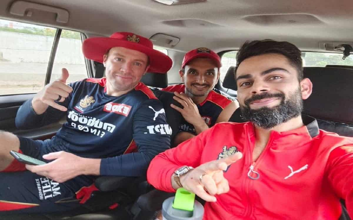 Cricket Image for Captain Virat Kohlis Message Was The Reason For Harshal Patels Success In Ipl Play