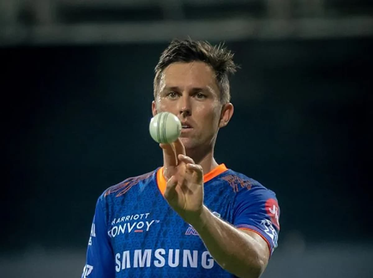 Cricket Image for MI's Trent Boult Writes An Emotional Post For India After Reaching New Zealand