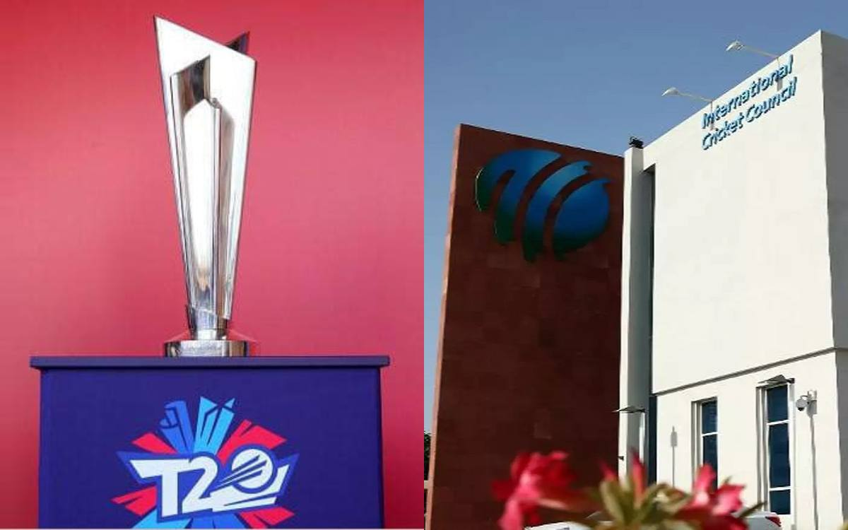 Cricket Image for Icc Can Take A Big Decision On The Number Of Teams In T20 World Cup