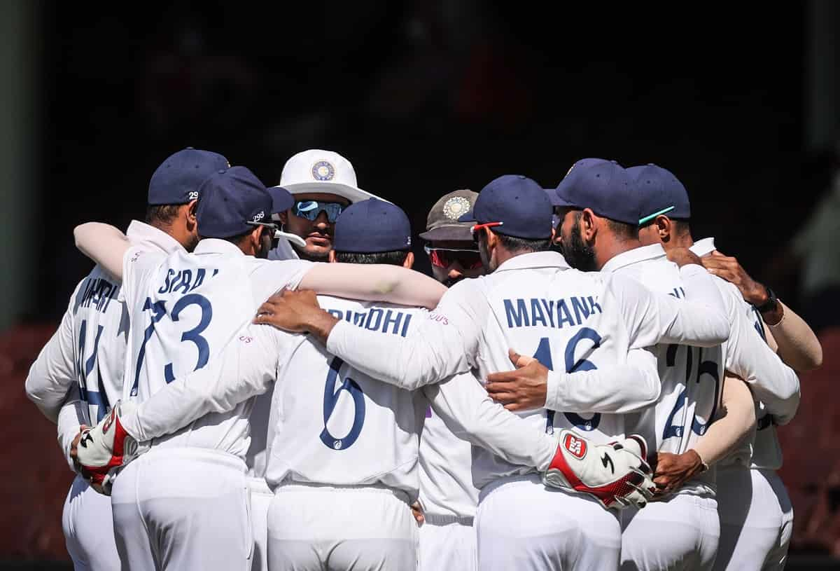 Cricket Image for India Retains Number One Position In ICC Test Rankings