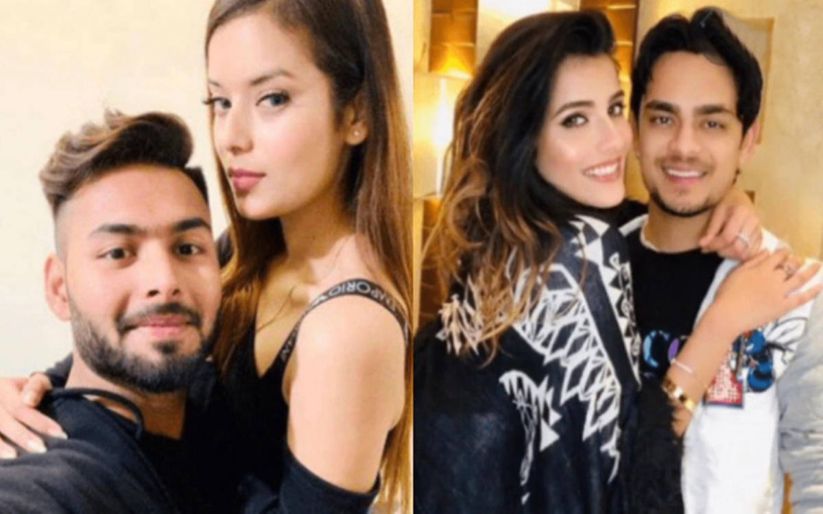 Cricket Image for List Of Young Indian Cricketers And Their Girlfriends