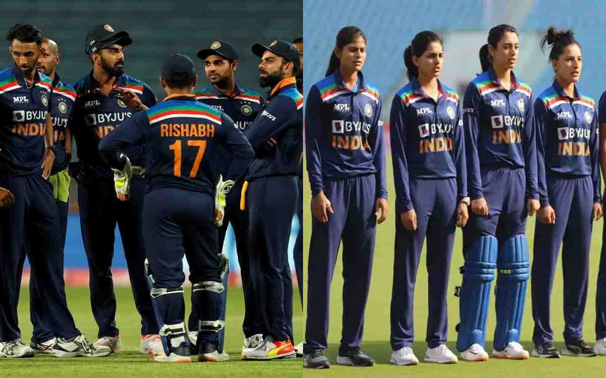 Cricket Image for  Bcci Takes Big Step For Indian Mens And Womens Teams That Players Will Come To Mu