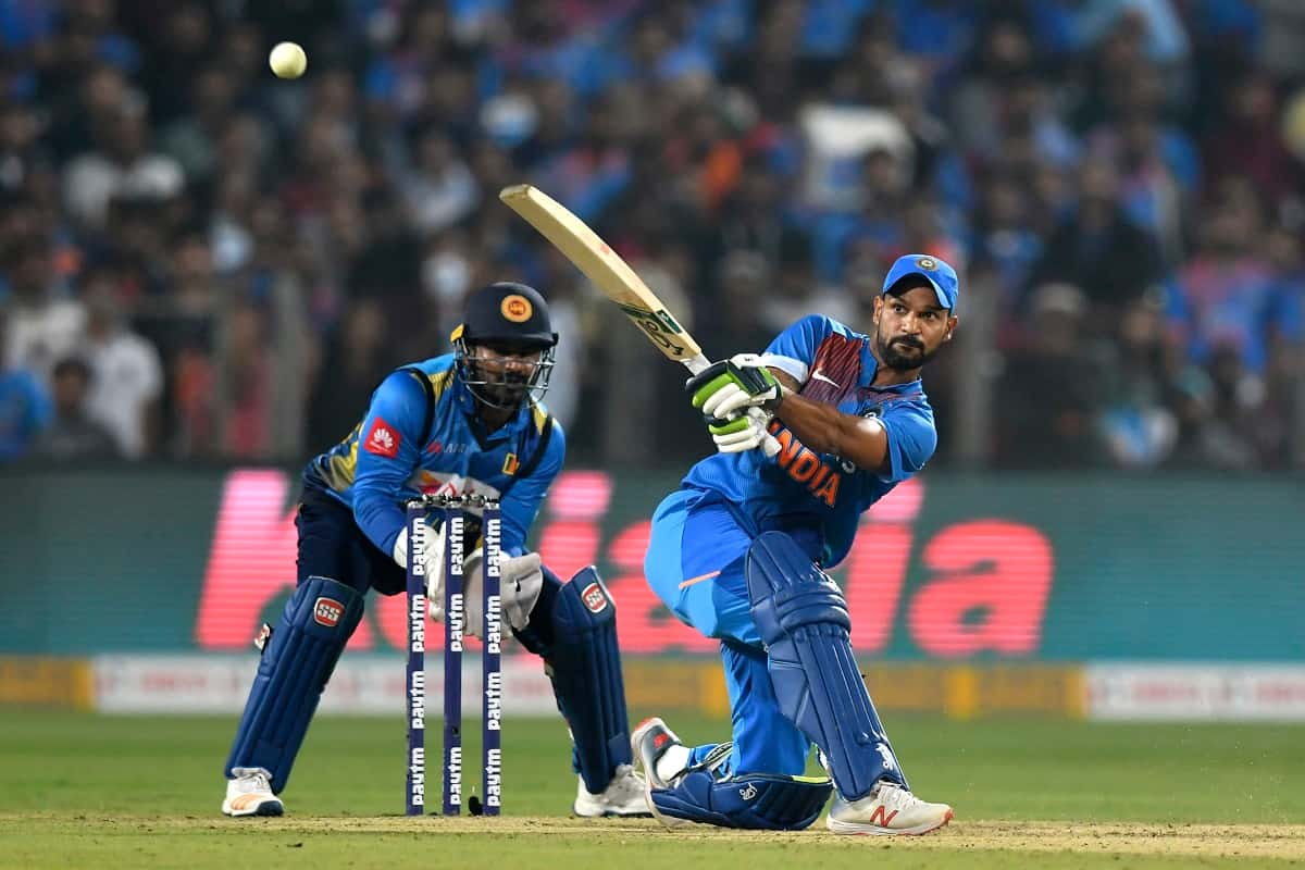 Cricket Image for India's Tour To Sri Lanka: Increasing Covid Cases In Island Nation A Worry