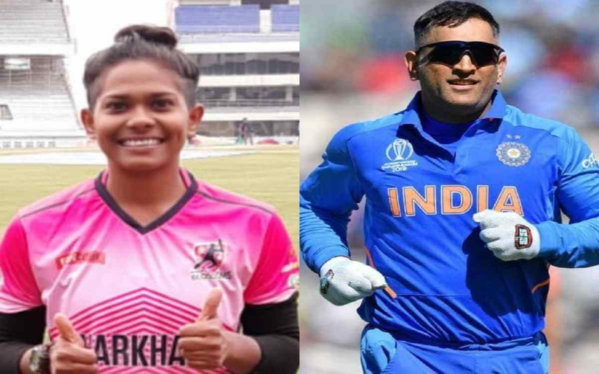 Indrani Roy will try MS Dhoni's tips on England tour, learned wicketkeeping qualities in Ranchi last year