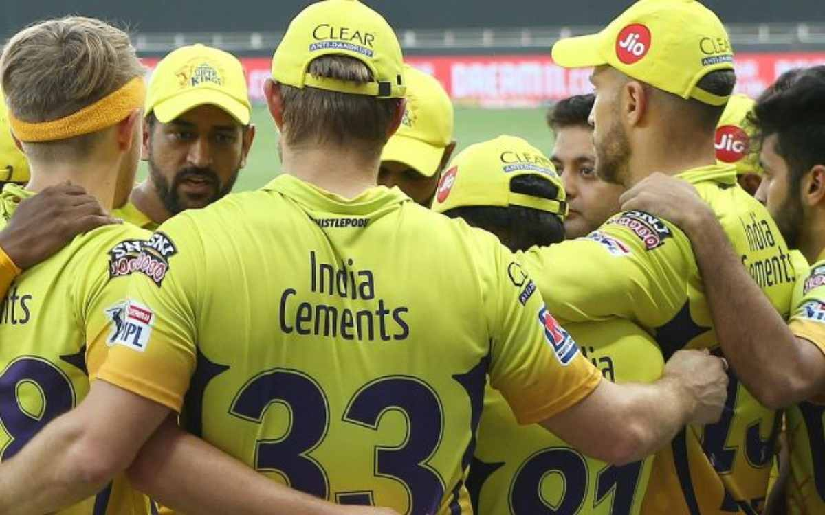 Cricket Image for अब चेन्नई के तीन सदस्य भी हुए कोविड पॉज़ीटिव, डूबती नज़र आ रही है आईपीएल की नैय्या