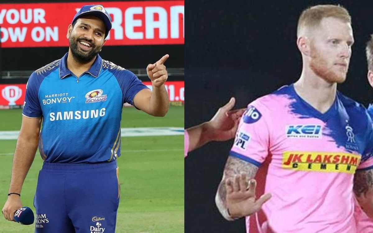 Cricket Image for 'हां, भाई पता है', MI ने छिड़का RR के ज़ख्मों पर नमक, तो राजस्थान ने भी दिया इमोशन