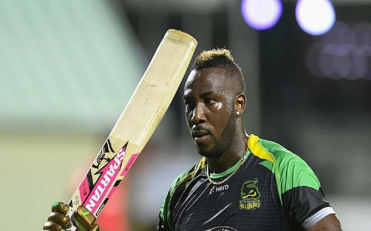 Jamaica Tallawahs retain Andre Russell for CPL 2021, is part of the team since 2013