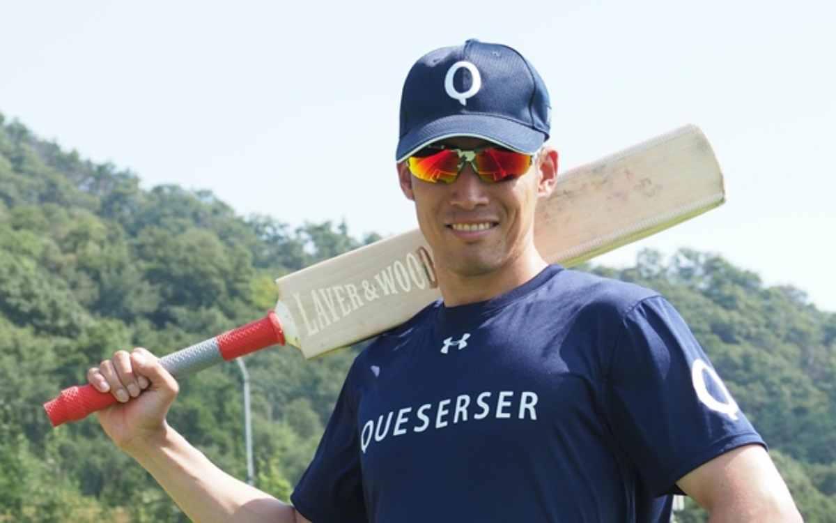 Cricket Image for VIDEO : आईपीएल की दीवानगी ने कर दिया मज़बूर, जापान के 'शोगो किमुरा' ने बेसबॉल छोड़