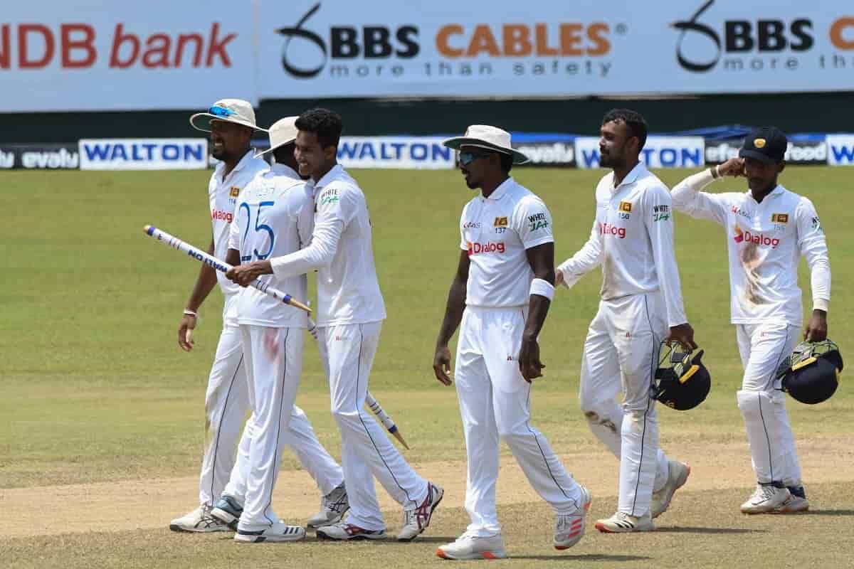 Cricket Image for 2nd Test: Jayawickrama's 11 Debut Wickets Seal Sri Lanka Win Over Bangladesh
