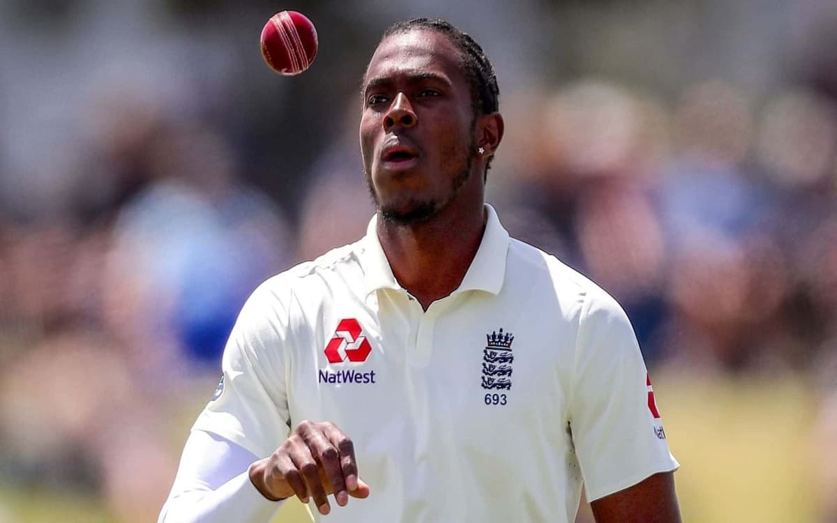 Cricket Image for Jofra Archer Will Not Hurry To Return To The Field After Elbow Operation Against I