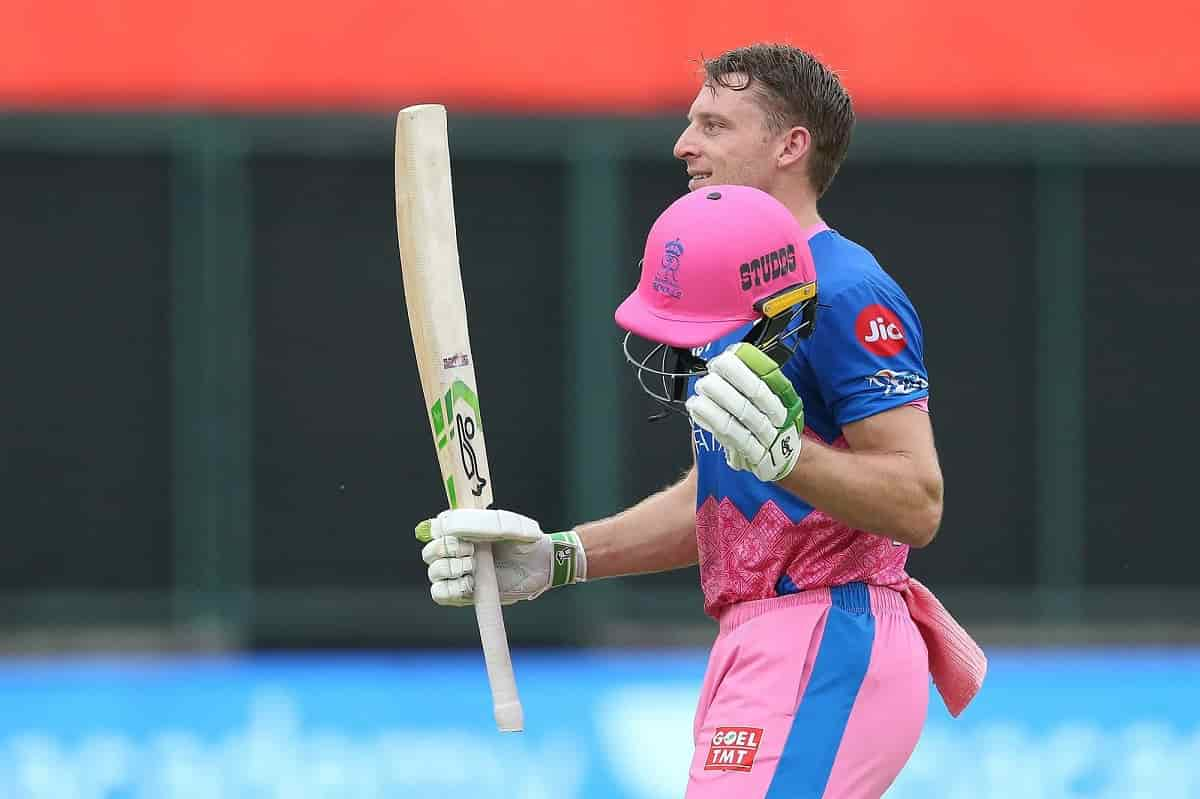 Cricket Image for IPL 2021: Jos Buttler Stars In Rajasthan's 55 Run Win Over Hyderabad