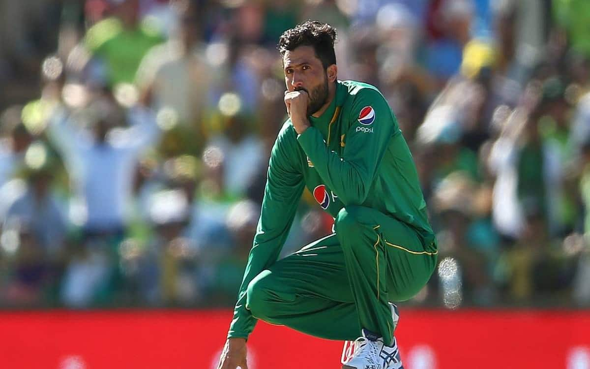 Junaid Khan's strange statement that Players can learn to overcome pressure by playing against India