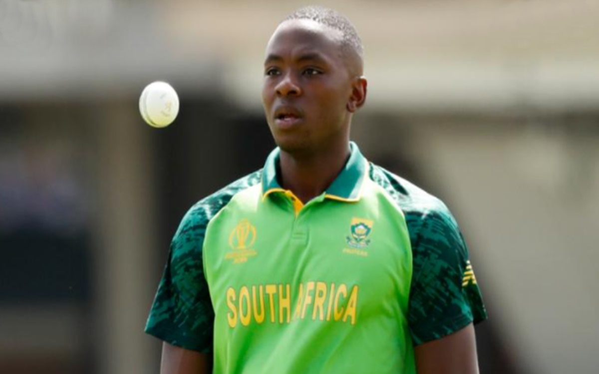 Cricket Image for Kagiso Rabada Troll After He Reats On Israel Palestine Conflict