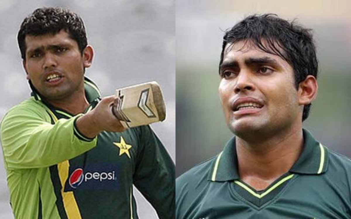Cricket Image for मैं अपने भाई का जुर्माना दे दूंगा, उसे खेलने दो', छोटे भाई के लिए छलका कामरान अकमल