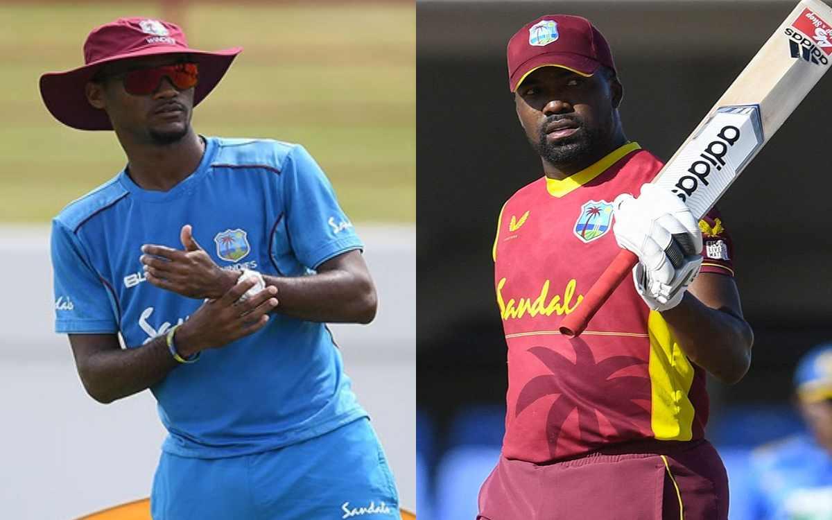 Cricket Image for West Indies' Kraigg Brathwaite, Darren Bravo Get International Contracts