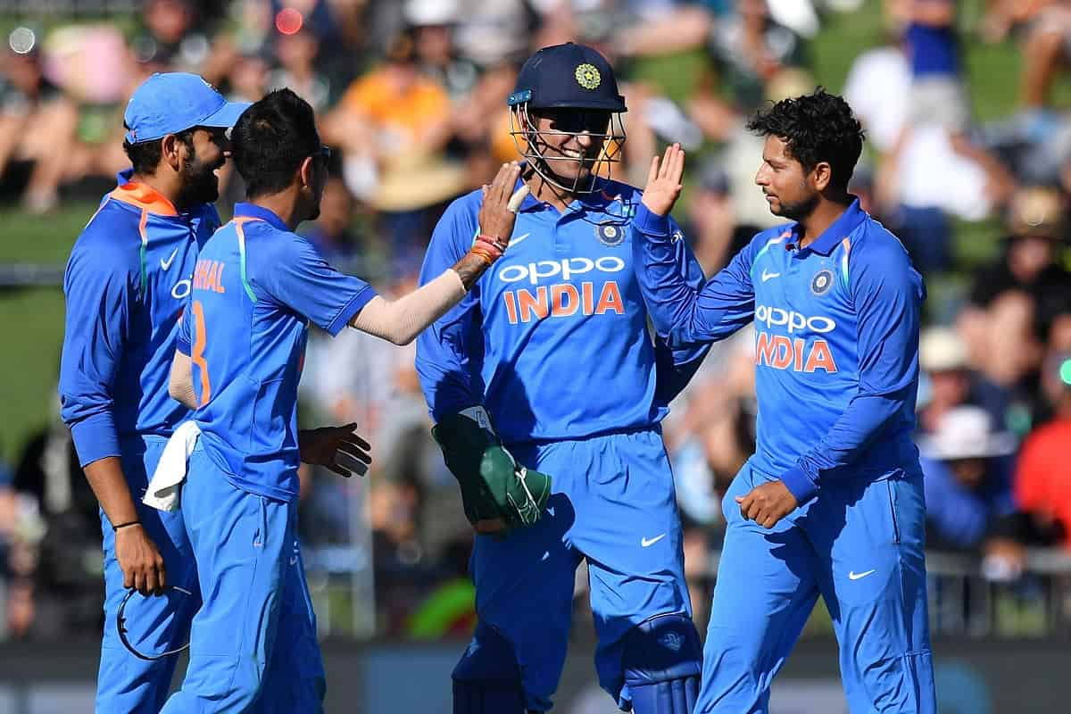 Cricket Image for Kuldeep Yadav Admits Missing MS Dhoni's Guidance While Bowling