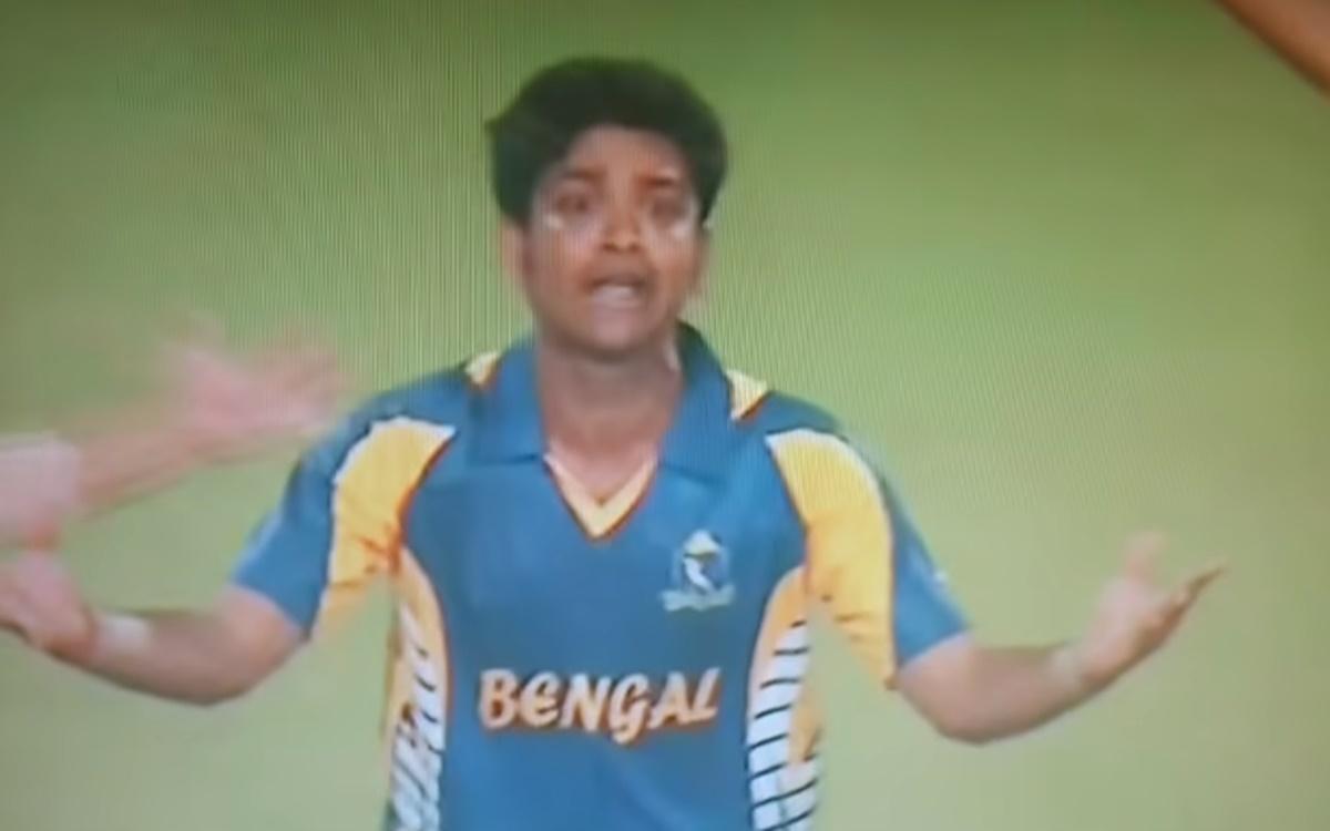 Cricket Image for Laxmi Ratan Shukla Appealing Maa Kasam Out Hai Watch Video