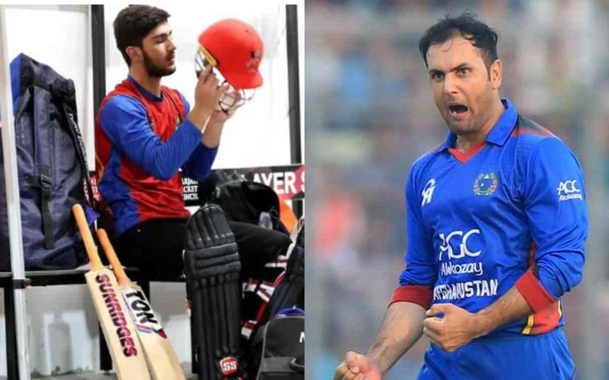 Cricket Image for मोहम्मद नबी का बेटा मचा रहा है धमाल, अपने पिता के नक्शेकदम पर चलते हुए बना दिए 30