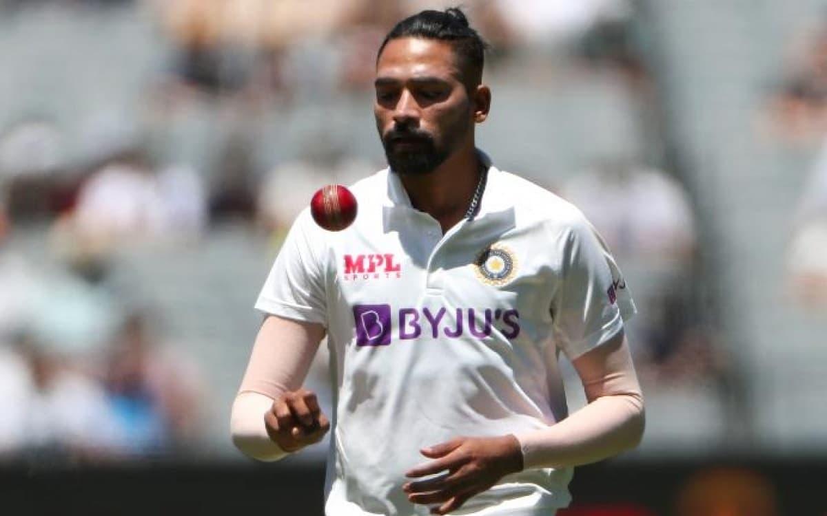 Cricket Image for Mohammad Siraj Gets Stronger And Better With Australia Tour Said Sunil Gavaskar