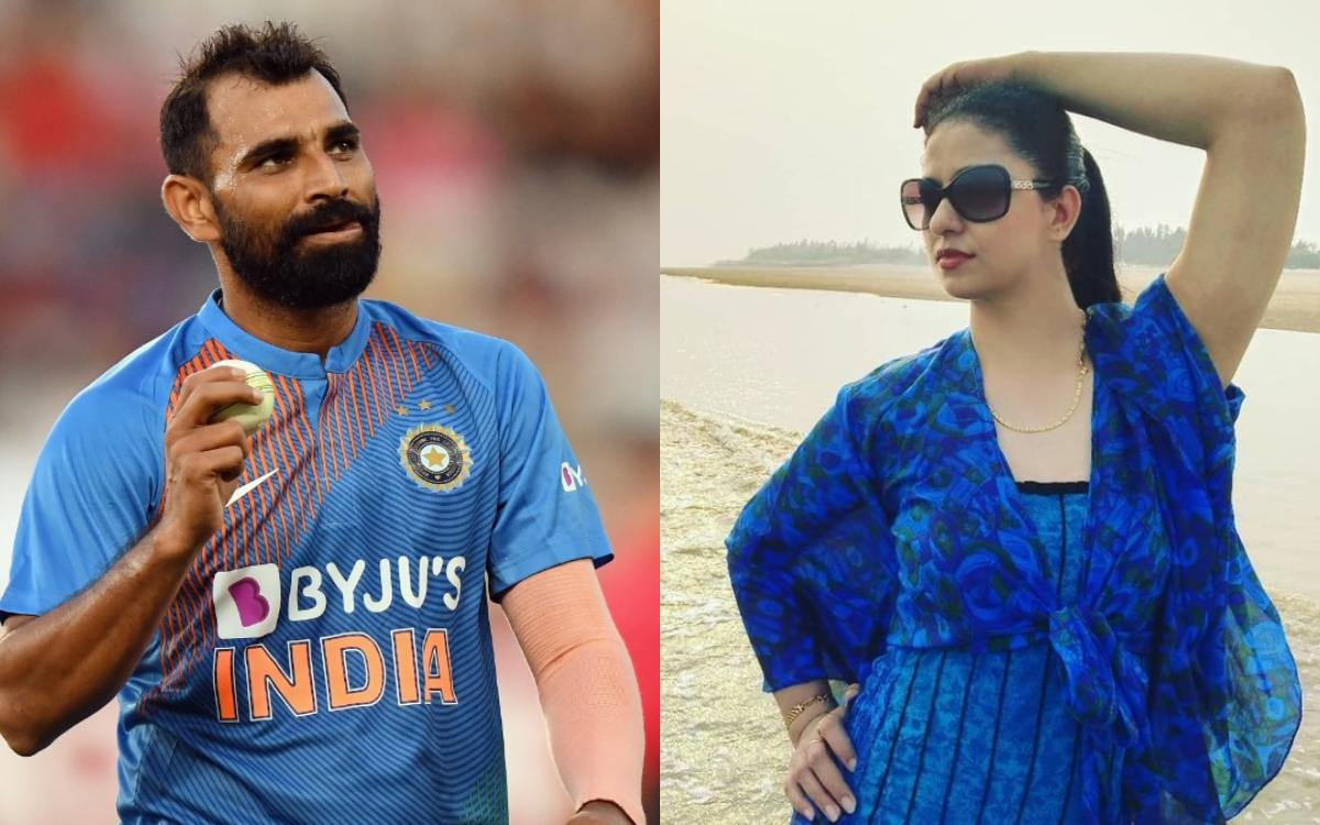 Cricket Image for Mohammed Shami Wife Hasin Jahan Troll On Instagram