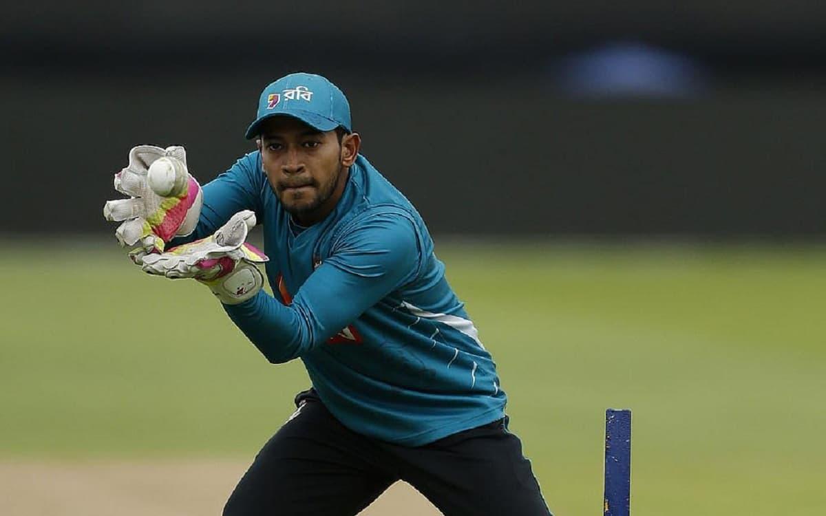 Cricket Image for BAN vs SL: 'जब निसंका दौड़े तो उनके सामने आ जाओ',  स्टंप माइक में रिकॉर्ड हुई श्री