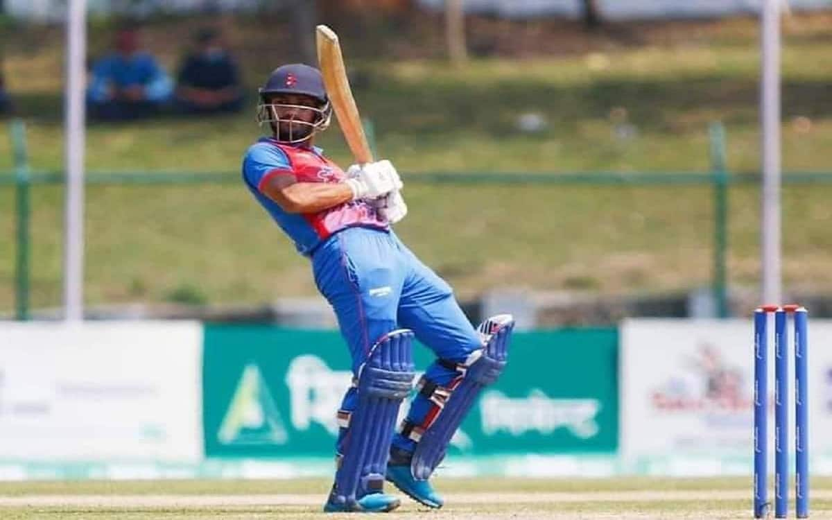 Nepal's Kushal Bhurtel nominated for ICC 'Player of the Month' Player will challenge these Pakistani players