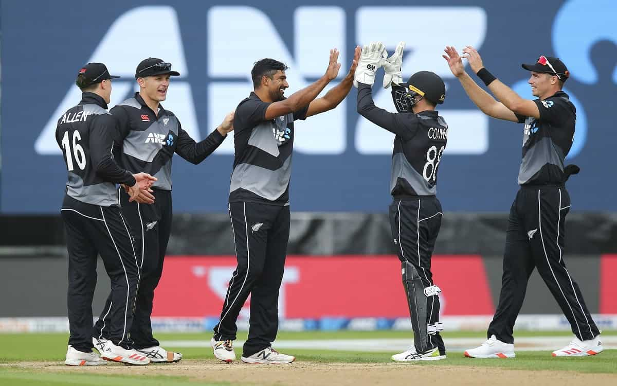 New Zealand achieved number one position in latest ICC ODI rankings