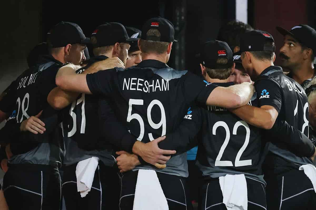Cricket Image for New Zealand Becomes No.1 ODI Team, India At Third Position