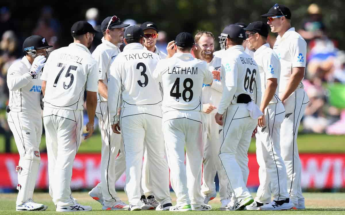 New Zealand players will leave this week to take on England quarantine will remain for 10 days