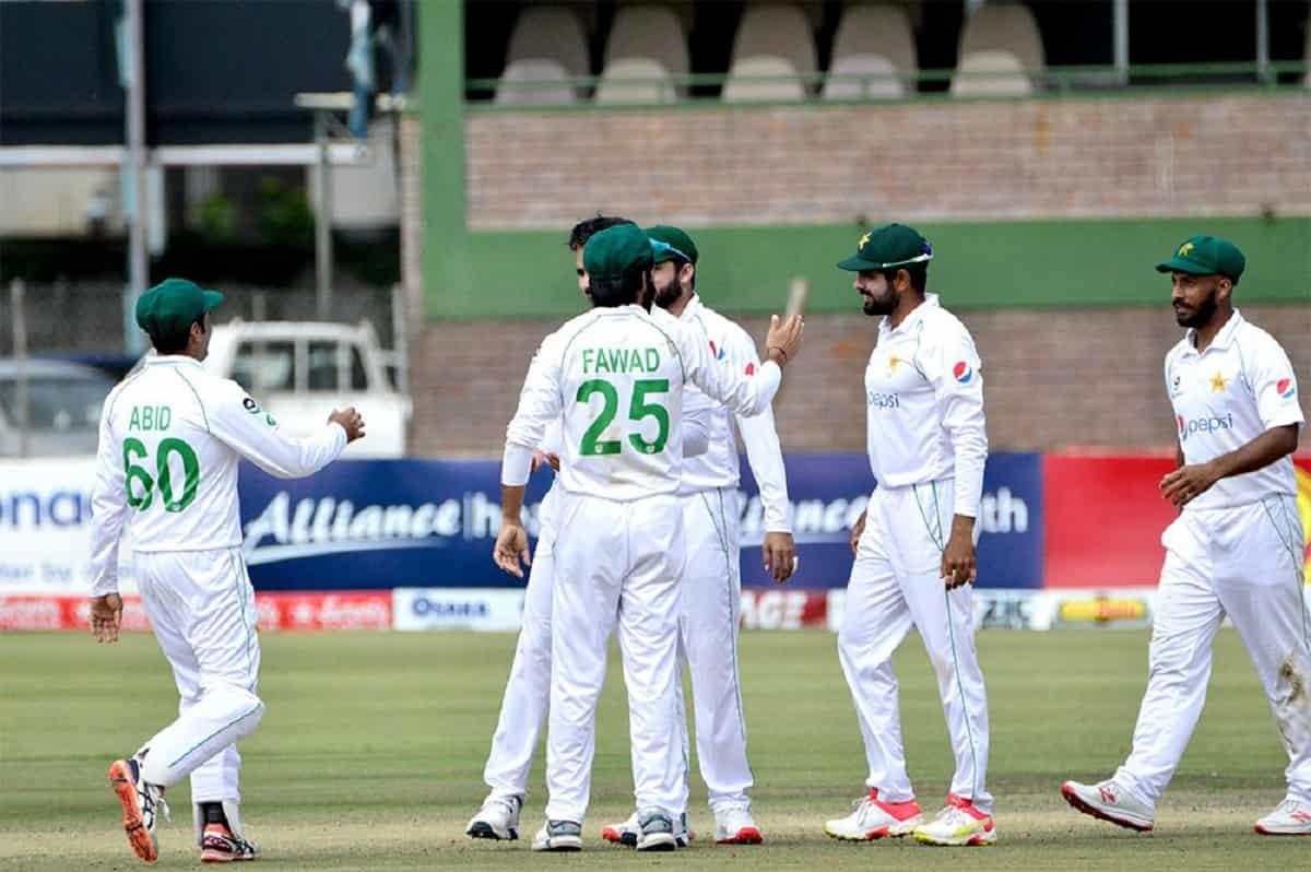 Cricket Image for 2nd Test: Pakistan Eye Series Sweep Against Zimbabwe