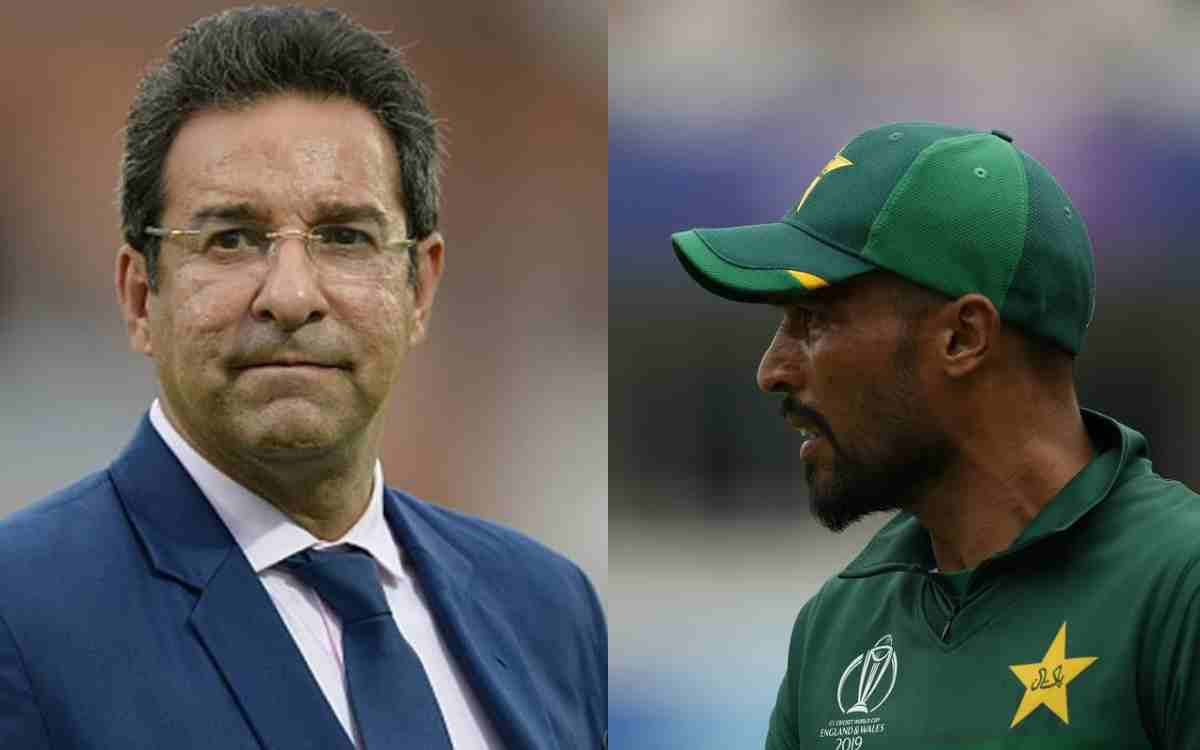 Cricket Image for Pakistan's Young Bowlers Need Mohammed Amir's Guidance: Wasim Akram