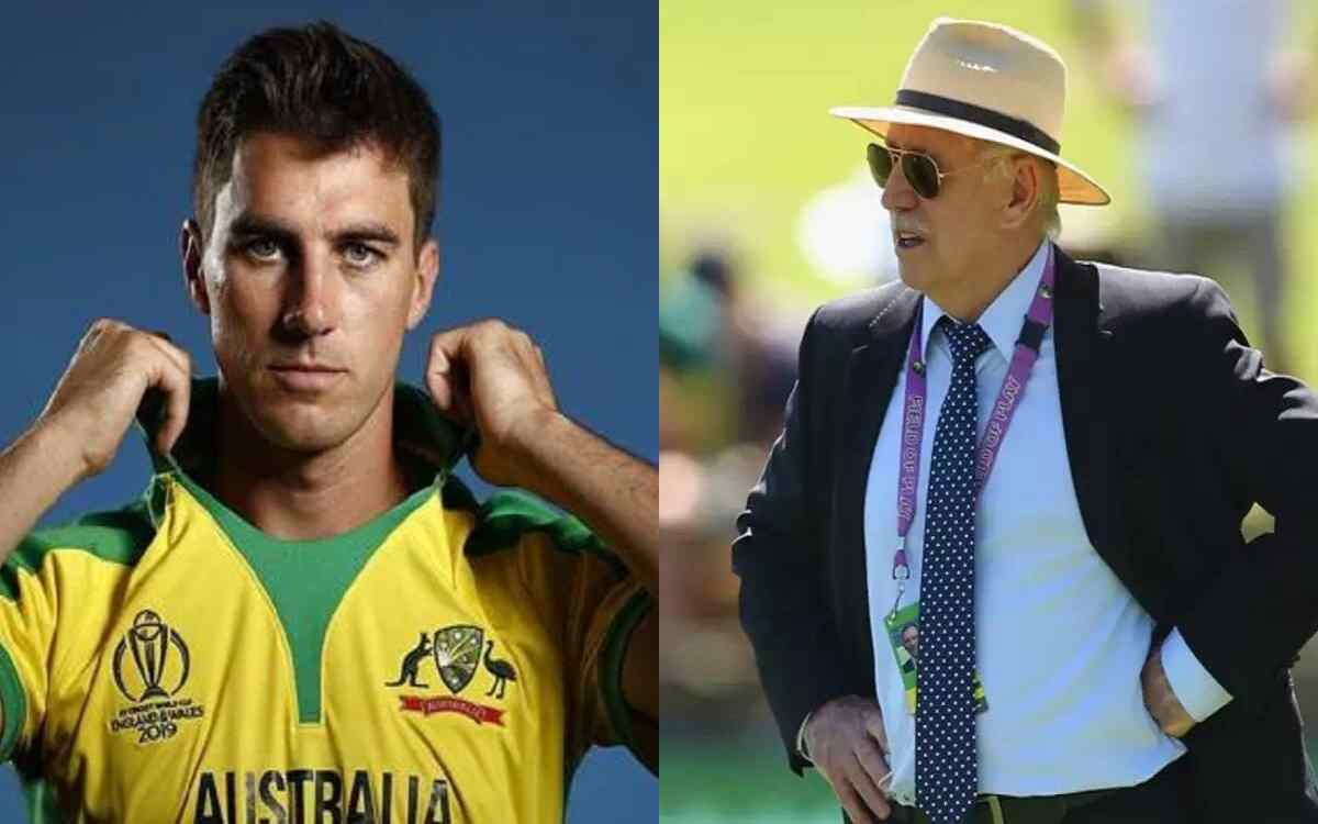 Cricket Image for Pat Cummins Ideal To Lead Despite Bancroft Remarks: Ian Chappell