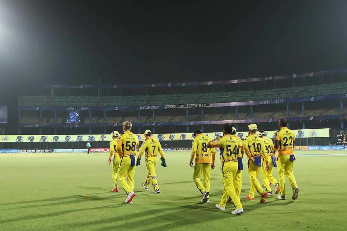 Cricket Image for IPL 2021: After KKR, Covid Reaches Chennai Super Kings Camp