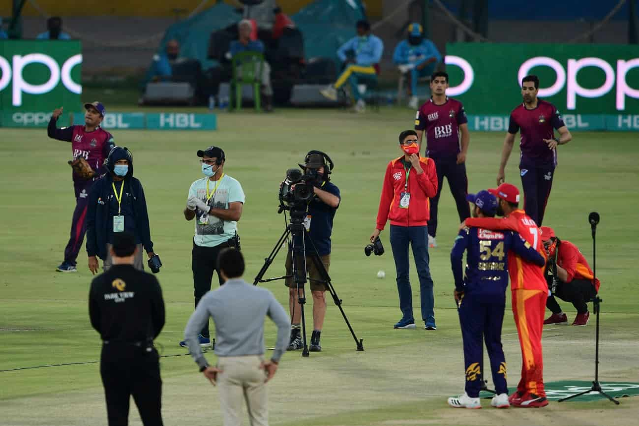 Cricket Image for PSL 2021 Resumption Likely To Be Delayed