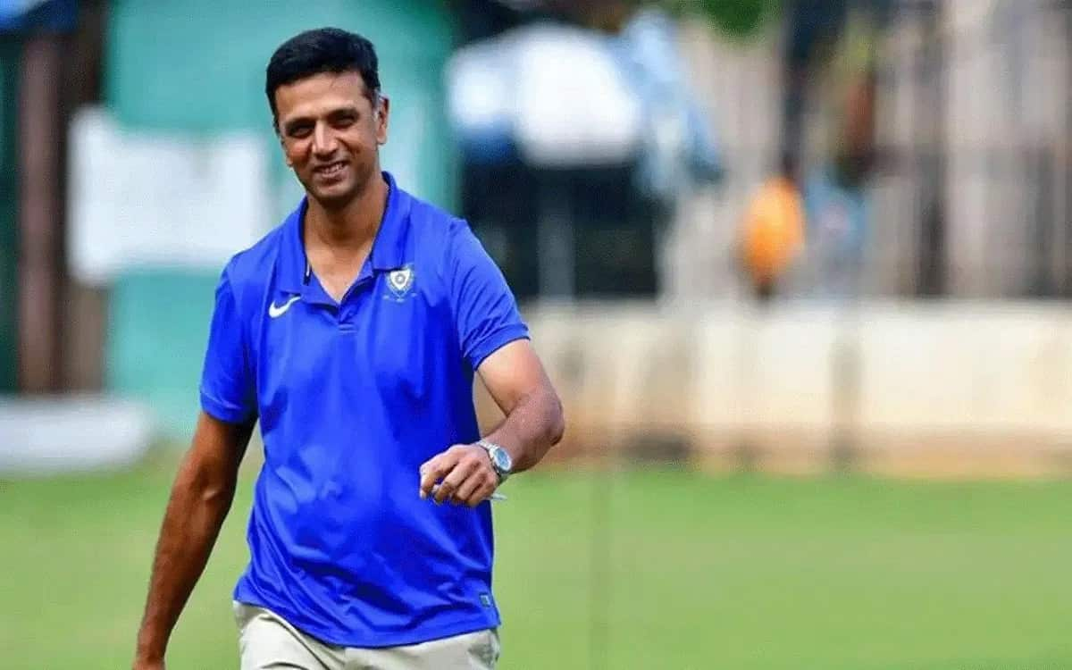 Cricket Image for Rahul Dravid May Get Responsibility Of Coach At Indian Teams Tour Of Sri Lanka Hel