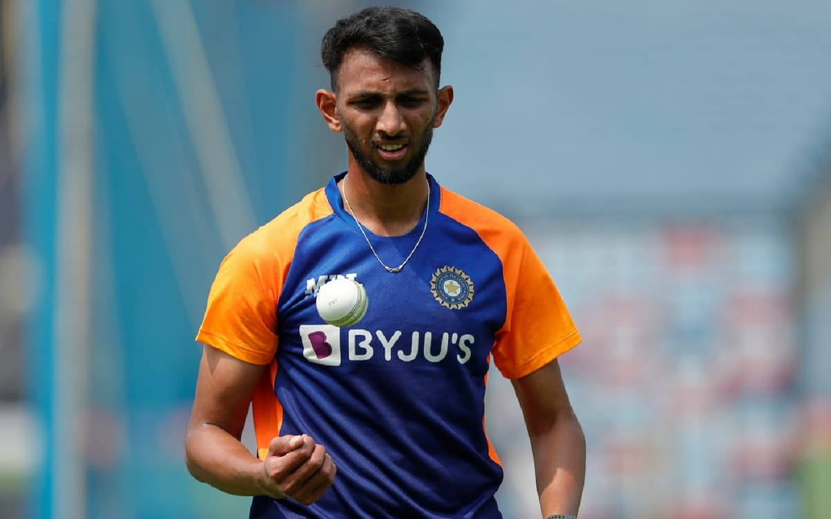 Cricket Image for England-Bound Pacer Prasidh Krishna Tests Positive For Covid