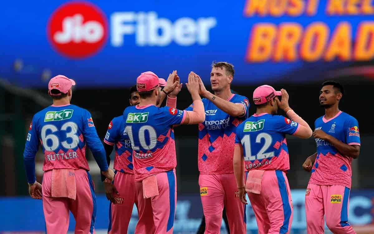 Cricket Image for New Captain Williamson Could Not Even Win Hyderabad Rajasthan Royals Beat Them By