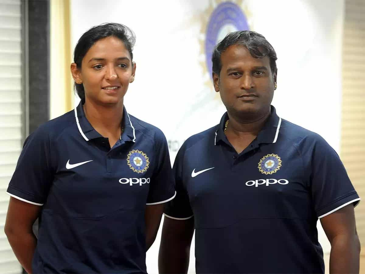 Cricket Image for Ramesh Powar Set To Become Head Coach Of Indian Women's Cricket Team