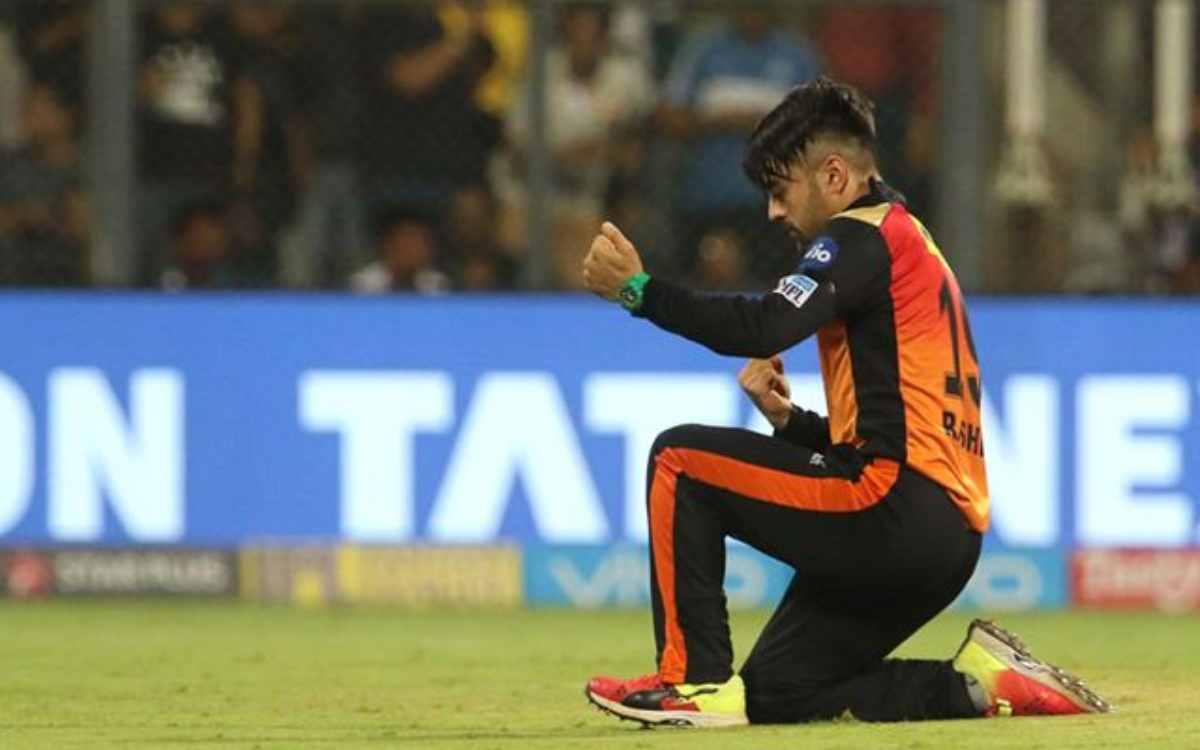 Cricket Image for VIDEO : 'वो रात मैं कभी नहीं भूलूंगा', राशिद खान ने किया खुलासा किस मैच ने बदली उन