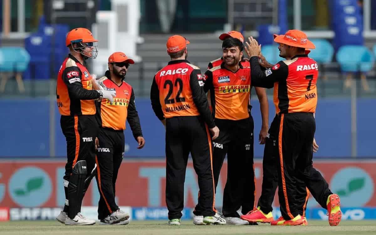 Cricket Image for Sunrisers Hyderabads Rashid Gave Rajasthan The Initial Blow Yashaswi Was Dismissed