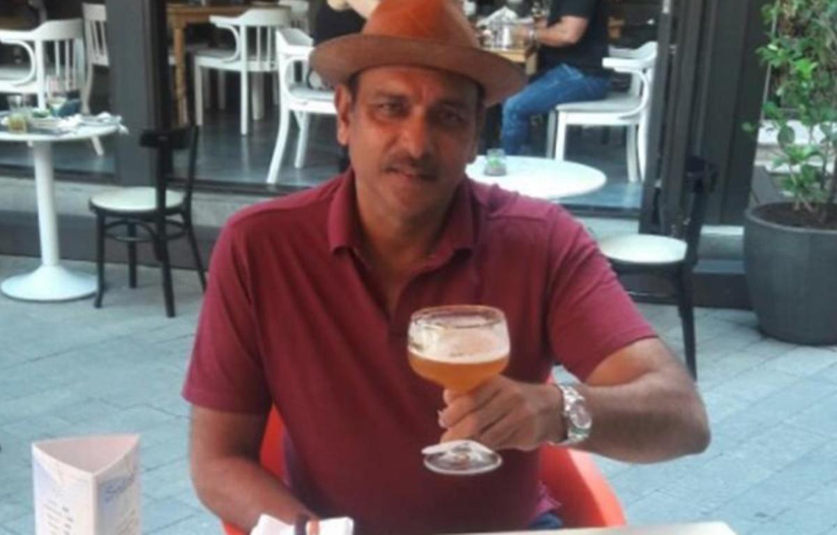 Cricket Image for Fans Troll Team India Head Coach Ravi Shastri On His Birthday