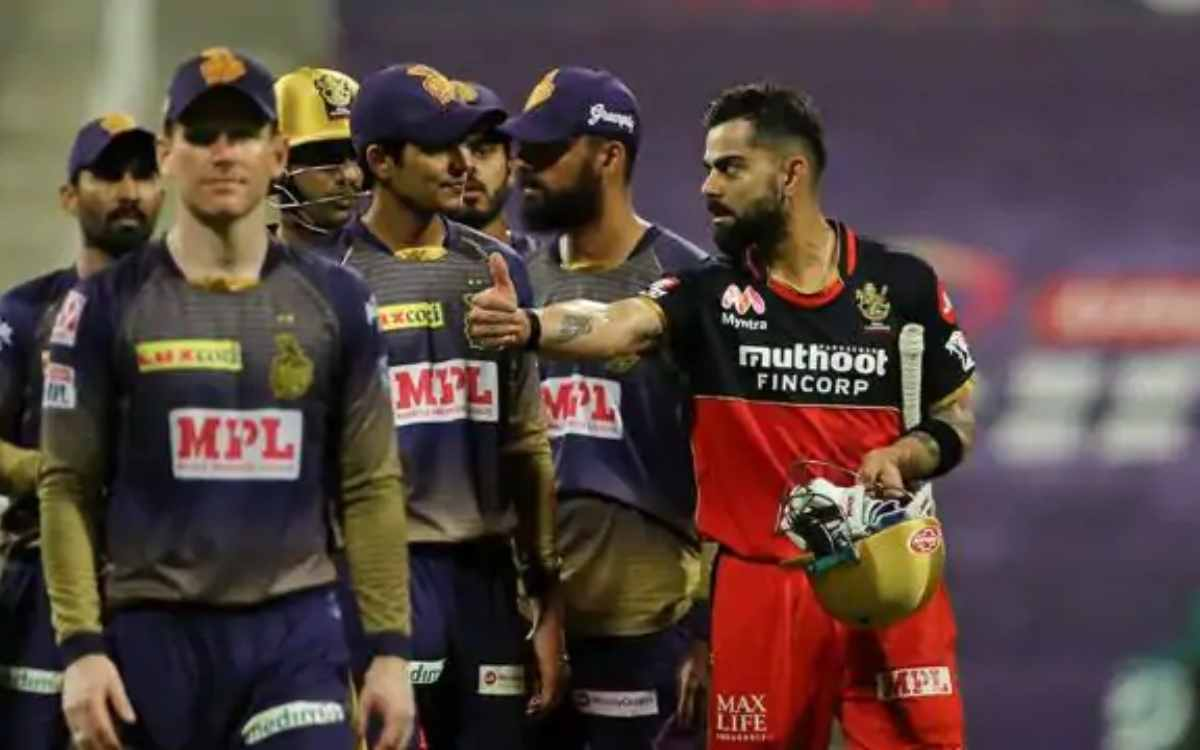 Cricket Image for कोरोना ने मचाया आईपीएल में हड़कंप, दो खिलाड़ियों के पॉज़ीटिव होने के बाद टला RCB-K